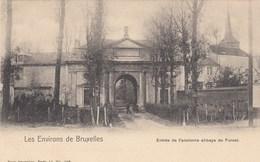 BRUXELLES / BRUSSEL / FOREST / VORST /  ENTREE DE L ANCIENNE ABBAYE DE FOREST - Vorst - Forest