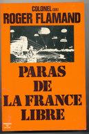 PARAS DE LA FRANCE LIBRE - Boeken