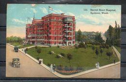 états Unis. Spokane. Sacred Heart Hospital - Spokane