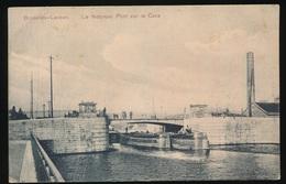 LAEKEN = LE NOUVEAU PONT SUR LE CANAL - Laeken