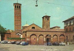 Milano (Lombardia) La Chiesa Di Sant'Ambrogio - Milano