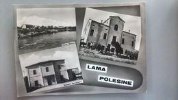 CARTOLINA LAMA POLESINE - Rovigo