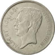 Monnaie, Belgique, 20 Francs, 20 Frank, 1931, TTB, Nickel, KM:102 - 1909-1934: Albert I