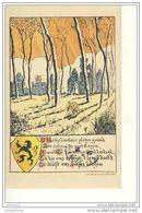 ILLUSTRATION BELGE BRIEFWISSELING - 1900-1949