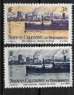1948 - N° 270 à 271 - Série Courante - Oblitérés