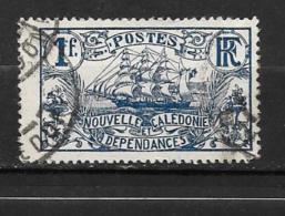1922 - N° 125- Cagou - Oblitérés