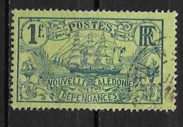 1905 - N°102 - Cagou - Oblitérés