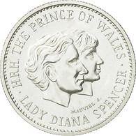 Grande-Bretagne, Medal, The Royal Wedding, Prince Of Wales-Lady Diana, 1981 - United Kingdom