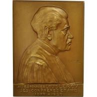 Belgique, Medal, Droit, Au Bâtonnier Louis Leroy, Samuel, SUP+, Bronze - Other