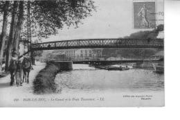 BAR LE DUC Le Canal Et Le Ont Tournan - Bar Le Duc