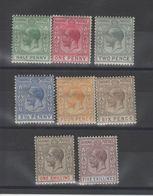 Bahamas _  Geoge V_ N°43/50 (1912 ) - Bahamas (...-1973)