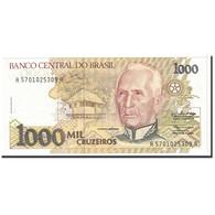 Billet, Brésil, 1000 Cruzeiros, 1990, Undated, KM:231b, NEUF - Bolivie