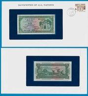 Banknotes Of All Nations - Macau 5 Patacas 1981 Pick 58c UNC (18812 - Billetes