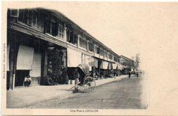 Une Rue A CHOLON    (102567) - Viêt-Nam