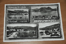 1537-   Saluti Da Baveno - Novara