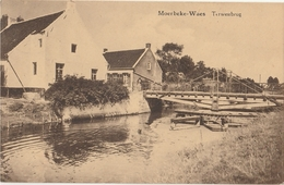 MOERBEKE WAAS Terwestbrug - Moerbeke-Waas