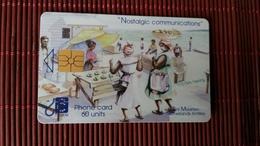 Phonecard St Maarten  Used - Antillas (Nerlandesas)