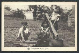 +++ CPA - Asie - PHILIPPINES - Au Pays Igorote - Nels - Scheut   // - Philippines