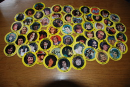 Lot Van 69 Verschillende Joepie Stickers - Autocollants