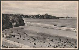 Beaches And Headland, Newquay, Cornwall, C.1920s - Postcard - Newquay