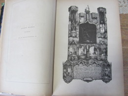 Circa 1881 Victor Hugo Notre Dame De Paris Edition Illustree Eugene Hugues Ed. 303 + 352 P - Livres, BD, Revues