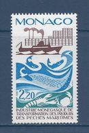 Monaco - YT N° 1499 - Neuf Sans Charnière - 1985 - Monaco