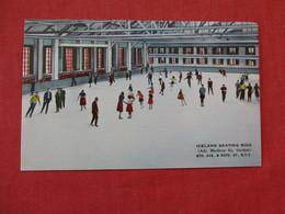 Iceland Skating Rink 50th Street  NYC ---ref 2864 - Autres