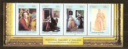 Ierland Irlande 2003 Yvertn° 1532-1535 *** MNH Cote 6,00 Euro National Gallery Tableaux - 1949-... Repubblica D'Irlanda