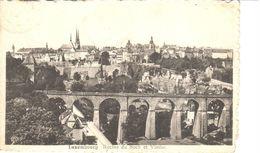 Luxembourg-Ville - CPA - Rocher Du Bock Et Viaduc - Luxembourg - Ville