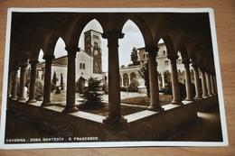 1555- Ravenna, Zona Dantesca  S. Francesco - Ravenna