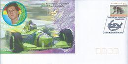 Formula 1 Grand Prix Of Adelaide,Australia 1994.Nigel Mansell.Williams.Renaulth.Formel-1-Grand-Prix Adelaide, Australia. - Automobile