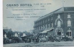 VISE  GRAND HOTEL  GARAGE AUTO - Belgique