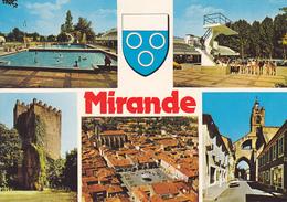 32 MIRANDE / MULTIVUES - BLASON - Mirande