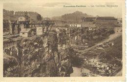 ECAUSSINES-CARRIERES ; Les Carrieres Berckmans - Ecaussinnes