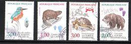 N° 2721 / 2724 - 1991 - Gebraucht