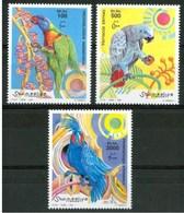 1999 Somalia Fauna Pappagalli Parrots Perroquets MNH** - Somalia