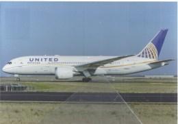 United Airlines B787 N30913 - 1946-....: Era Moderna