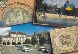 32 MONTREAL / MULTIVUES / BLASON - France