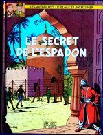 Edgar P. Jacobs - Le Secret De L' Espadon - Tome II -  Éditions Blake Et Mortimer - (  1994 ) . - Blake Et Mortimer