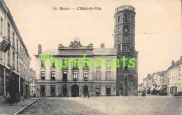 CPA MENEN MENIN L'HOTEL DE VILLE - Menen