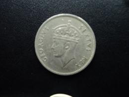 AFRIQUE DE L'EST (ANGLAIS) : 50 CENTS  1949  KM 30   TTB+ - British Colony