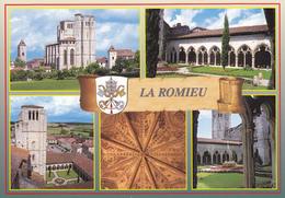 32 LA ROMIEU / MULTIVUES / BLASON / - France