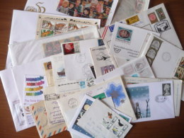 Lotto Storia Postale World - 29 Pz - Francobolli