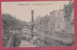 25 - MONTBELIARD---Vieilles Maison Sur La Luzine - Montbéliard