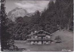 Besthäusl Im Zauberwald Mit Reiteralpe   - **AK-06-275** - Berchtesgaden