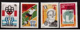 Uruguay-1979,(Mi.),  Football, Soccer, Fussball,calcio,MNH - World Cup