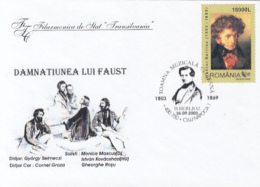 MUSIC, CLUJ NAPOCA FESTIVAL, H. BERLIOZ- FAUST, SPECIAL COVER, 2003, ROMANIA - Music