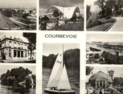 92 - COURBEVOIE - Multi Vues - Courbevoie