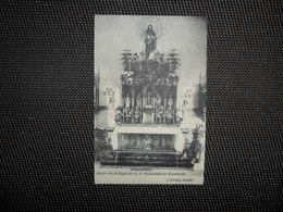 Diepenbeek  :  Altaar Van De Kapel Der E.P. Passionisten Te Royerheide - Diepenbeek