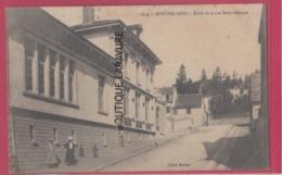25 - MONTBELIARD--Ecole De La Rue Saint Georges--animé - Montbéliard